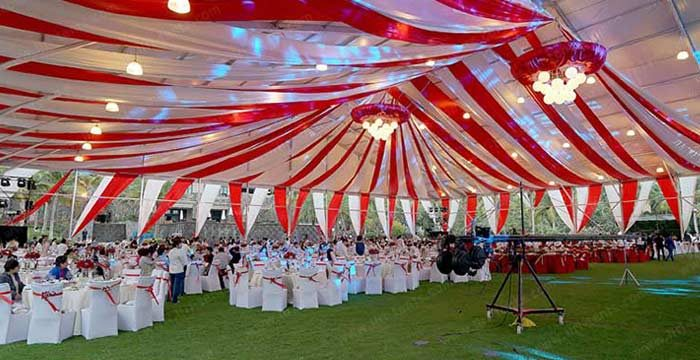 What Size Party Tent Do I Need